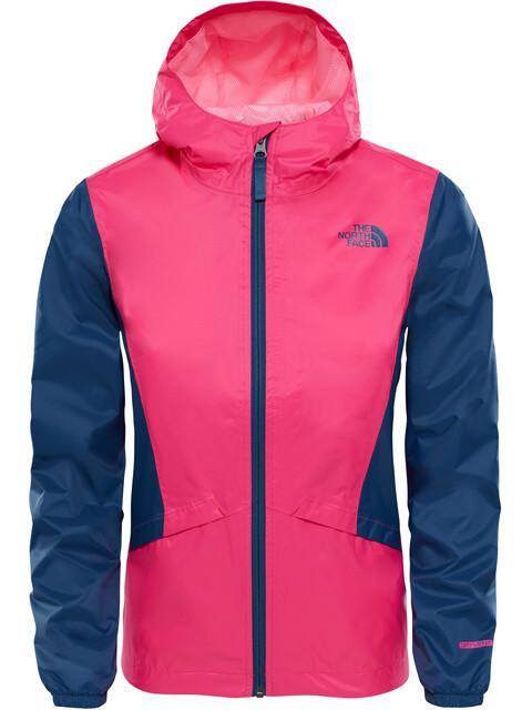 The North Face Zipline Lapset takki , vaaleanpunainen/sininen